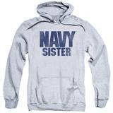 Hoodie: Navy - Sister Pullover Hoodie
