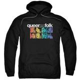 Hoodie: Queer As Folk - Cast Pullover Hoodie
