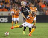 Jul 19, 2014 - MLS: Toronto FC vs Houston Dynamo - Boniek Garcia Photo by Troy Taormina