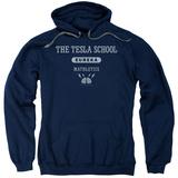 Hoodie: Eureka - Tesla School Pullover Hoodie