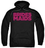 Hoodie: Bridesmaids - Logo Pullover Hoodie