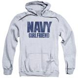 Hoodie: Navy - Girlfriend Pullover Hoodie