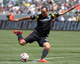 Apr 6, 2014 - MLS: Los Angeles Galaxy vs Chivas USA - Landon Donovan Photo by Kirby Lee