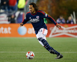 2014 MLS Playoffs: Nov 9, Columbus Crew vs New England Revolution - Jermaine Jones Photo af Winslow Townson