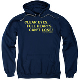 Hoodie: Friday Night Lights - Clear Eyes Pullover Hoodie