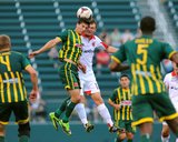 2014 MLS U.S. Open Cup: Jun 17, D.C. United vs Rochester Rhinos - Mike Garzi Photo by Rich Barnes
