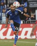 Jul 11, 2014 - MLS: D.C. United vs San Jose Earthquakes - Brandon Barklage Photo by Kyle Terada