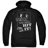 Hoodie: The Blues Brothers - Hit It Pullover Hoodie
