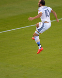 2014 MLS Playoffs: Nov 9, Real Salt Lake vs Los Angeles Galaxy - Landon Donovan Photo by Jake Roth