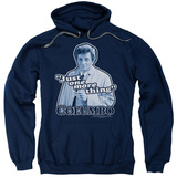 Hoodie: Columbo - Just One More Thing Pullover Hoodie