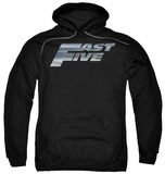 Hoodie: Fast Five - Logo Shirt