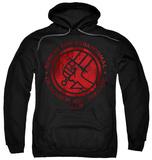 Hoodie: Hellboy II - Bprd Logo Pullover Hoodie