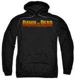 Hoodie: Dawn Of The Dead - Dawn Logo Pullover Hoodie