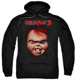 Hoodie: Child's Play 3 - Chucky Pullover Hoodie