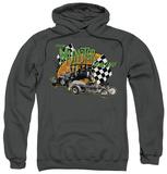 Hoodie: The Munsters - Munster Racing Pullover Hoodie