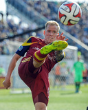 Apr 12, 2014 - MLS: Real Salt Lake vs Philadelphia Union - Luke Mulholland Photo by John Geliebter