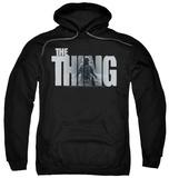 Hoodie: The Thing - Logo Pullover Hoodie