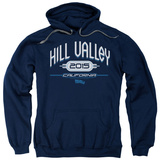 Hoodie: Back To The Future II - Hill Valley 2015 Pullover Hoodie