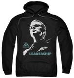 Hoodie: Eureka - Leadership Poster Pullover Hoodie
