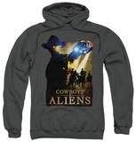 Hoodie: Cowboys & Aliens - The Gauntlet Pullover Hoodie