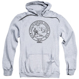 Hoodie: Parks & Recreation - Pawnee Seal T-Shirt