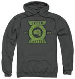 Hoodie: Green Lantern - Section Pullover Hoodie