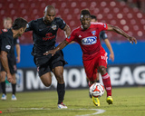 2014 MLS U.S. Open Cup: Jun 17, San Antonio Scorpions vs FC Dallas - Fabian Castillo Photo by Jerome Miron