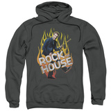 Hoodie: House - Rock The House Pullover Hoodie
