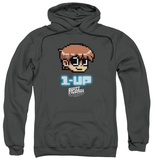 Hoodie: Scott Pilgrim Vs. The World - 1 Up Pullover Hoodie