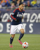 2014 MLS Playoffs: Nov 9, Columbus Crew vs New England Revolution - Lee Nguyen Photo by Stew Milne