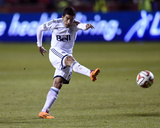Apr 26, 2014 - MLS: Vancouver Whitecaps vs Real Salt Lake - Sebastian Fernandez Photo by Kelvin Kuo