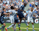 Jul 19, 2014 - MLS: Los Angeles Galaxy vs Sporting KC Photo by Peter Aiken