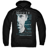 Hoodie: House - Houseisms Pullover Hoodie