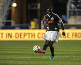 2014 MLS U.S. Open Cup: Jun 17, Harrisburg City Islanders vs Philadelphia Union - Maurice Edu Photo by John Geliebter