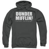 Hoodie: The Office - Dunder Mifflin Pullover Hoodie