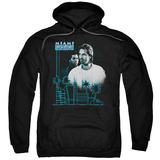 Hoodie: Miami Vice - Looking Out Pullover Hoodie