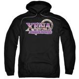 Hoodie: Xena: Warrior Princess - Logo Pullover Hoodie