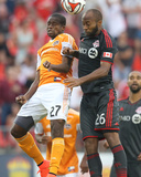 Jul 12, 2014 - MLS: Houston Dynamo vs Toronto FC - Boniek Garcia Photo by Tom Szczerbowski