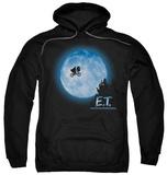 Hoodie: E.T. - Moon Scene Pullover Hoodie