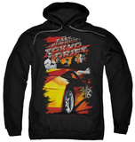 Hoodie: Fast & Furious: Tokyo Drift - Drifting Crew Pullover Hoodie
