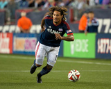 Sep 7, 2014 - MLS: Chicago Fire vs New England Revolution - Jermaine Jones Photo by Winslow Townson
