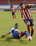 Aug 3, 2014 - MLS: FC Dallas vs Chivas USA - Leandro Barrera Photo by Jayne Kamin-Oncea