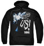Hoodie: The Thing - Wanted To Be Us Pullover Hoodie