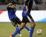 Aug 8, 2014 - MLS: San Jose Earthquakes vs Los Angeles Galaxy - Matias Perez Garcia Photo by Kelvin Kuo