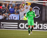 Aug 10, 2014 - MLS: Sporting KC vs Vancouver Whitecaps - David Ousted Photo by Anne-Marie Sorvin