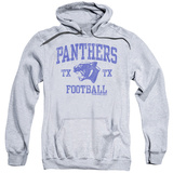 Hoodie: Friday Night Lights - Panther Arch Pullover Hoodie