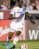 Aug 20, 2014 - MLS: Los Angeles Galaxy vs Colorado Rapids - Gyasi Zardes Photo by Isaiah J. Downing