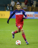 Oct 18, 2014 - MLS: Chicago Fire vs D.C. United - Matt Watson Photo by Brad Mills