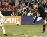Aug 17, 2014 - MLS: Colorado Rapids vs D.C. United - Clint Irwin, Luis Silva Photo by Geoff Burke