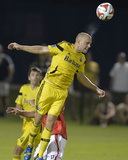 2014 MLS U.S. Open Cup: Jun 17, Columbus Crew vs Indy Eleven - Eric Gehrig Photo by David Richard